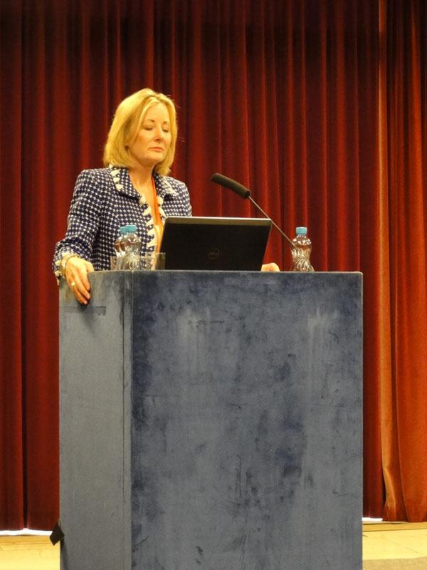 Teresa Fossum.