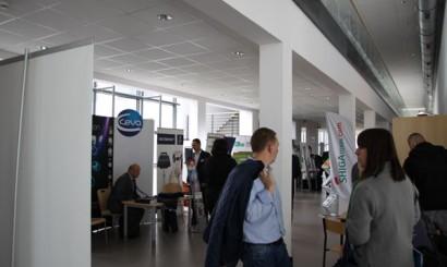 W sumie tegoroczne Forum odwiedziło ok. 180 osób.