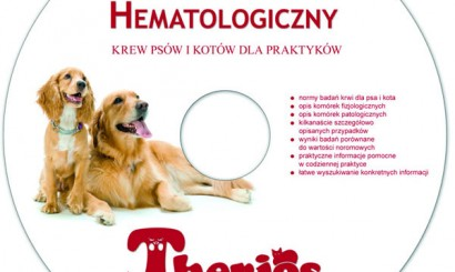 Atlas Hematologiczny autorstwa Mai i Jacka Ingardenów  to wydawnictwo dla lekarzy weterynarii i techników.  15 opisanych przypadków; 345 mikroskopowych zdjęć krwi psów i kotów, wraz z opisem komórek fizjologicznych i patologicznych, normami badań i praktycznymi informacjami.   Informacje o Atlasie oraz wersja demonstracyjna na stronie www.therios.eu