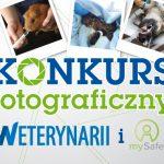 """Konkurs fotograficzny """"Weterynarii"""" i mySafety"""