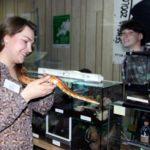 Zwierzęta egzotyczne na SGGW