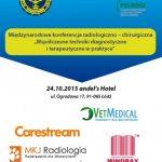 """""""Współczesne techniki diagnostyczne i terapeutyczne w praktyce"""" – konferencja w Łodzi"""
