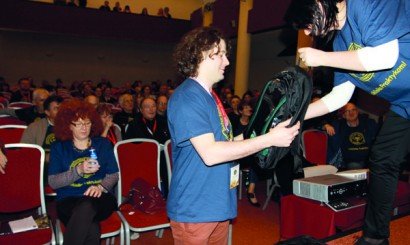 Nagrodami były prezenty od firmy Purina i uczestnictwo w dwóch konferencjach weterynaryjnych.