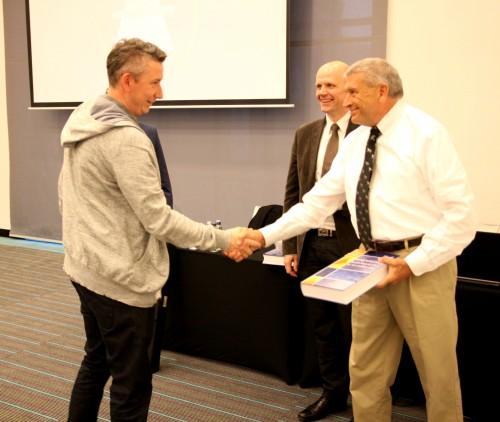 Rok temu gościem konferencji był prof. Donald E. Thrall
