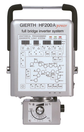 GIERTH HF 200 A power