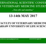 III Międzynarodowa Konferencja Naukowa Studentów Weterynarii
