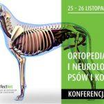 Program konferencji Ortopedia i Neurologia psów i kotów PerfectVet