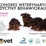 IV Kongres Weterynaryjnej Medycyny Behawioralnej ETOVET