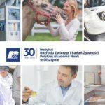 Instytut Rozrodu Zwierząt i Badań Żywności PAN w Olsztynie obchodzi 30-lecie istnienia