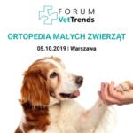 Serdecznie zapraszamy na I edycję Ogólnopolskiego Forum VetTrends!