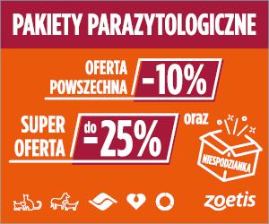Pakiety Parazytologiczne