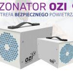 Ozonator OZI Strefa bezpiecznego powietrza
